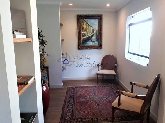 Aluga Casa Comercial Para Locação No Bairro Jardim América - Ca0320ati