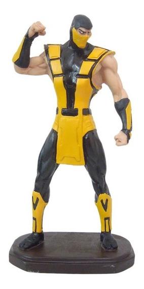 Personagem Video Game Scorpion Mortal Kombat