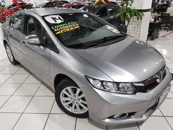 Honda Civic 2.0 Lxr Flex Aut. 4p 2014