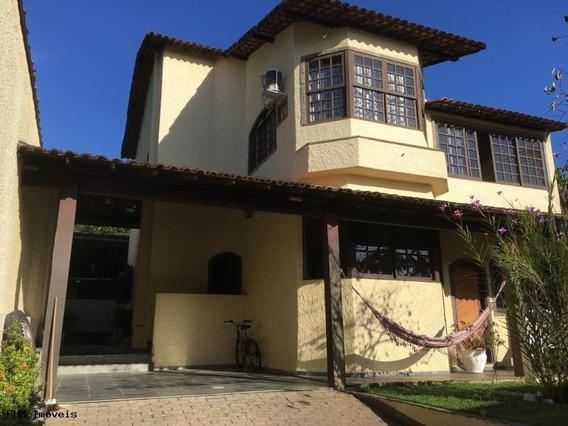 Casa Para Venda Em Rio De Janeiro, Campo Grande, 4 Dormitórios, 1 Suíte, 2 Banheiros, 2 Vagas - Fhm6498_2-738576
