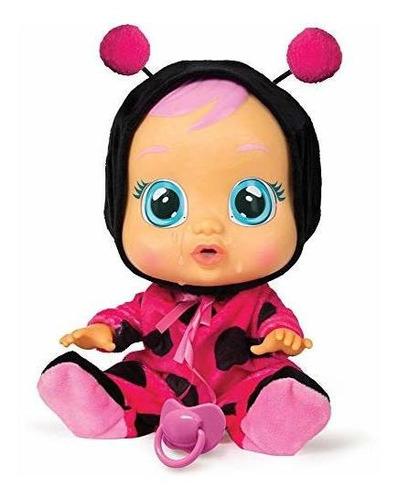 Cry Babies Lady The Ladybug-muñeca