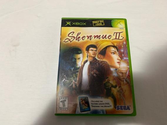 Shenmue 2 Xbox Original Completo Americano