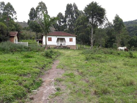 Fazenda No Sul De Minas, Cidade De Liberdade , Com 120 Hectares, Casa Boa, Lago Com Peixe , Bastante Água. - 867
