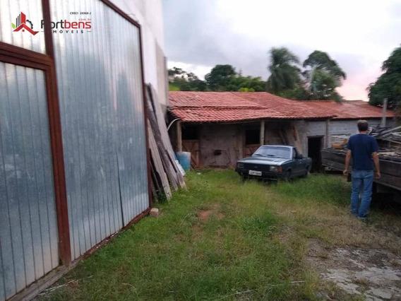 Terreno À Venda, 1200 M² Por R$ 500.000,00 - Morro Grande - Caieiras/sp - Te0243