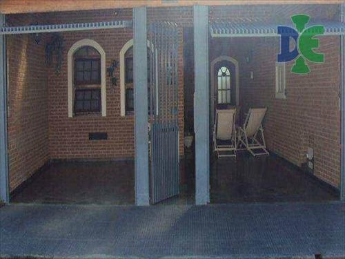 Casa Com 3 Dormitórios À Venda Por R$ 380.000 - Parque Itamarati - Jacareí/sp - Ca0426