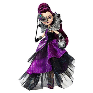 Ever After High Thronecoming Muñeca Raven Queen