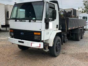 Ford Cargo 1415 98 Chassi Faz 1o Caminhão / Restrição !!!