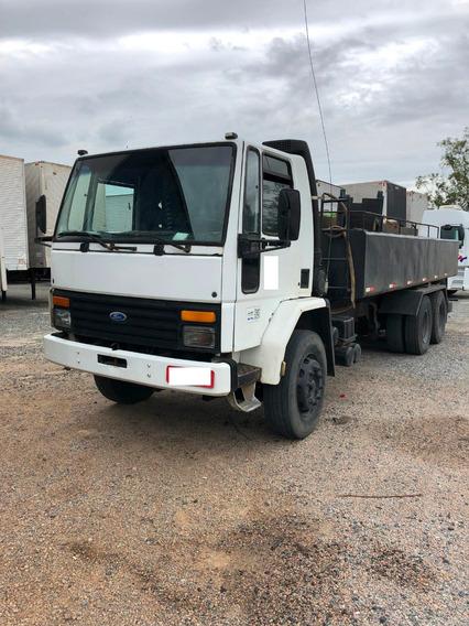 Ford Cargo1415 98 R$ 49990faz 1o Caminhão / Restrição !!!