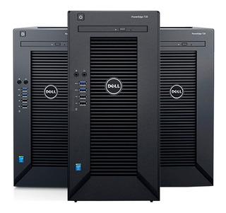 Servidor Poweredge Dell Xeon E3-1225v5 8gb 1tb Hd Oferta Ideal Para Pyme Con Garantia Oficial - Factura A B