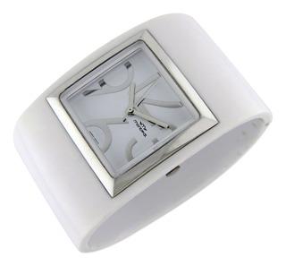 Reloj Montreal Mujer Ml929 Brazalete Acrílico