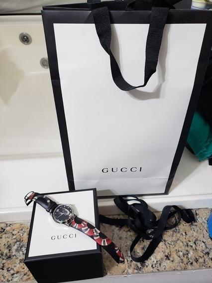 Relógio Gucci Kingsnake