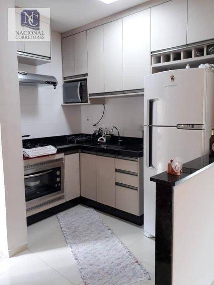 Apartamento À Venda, 50 M² Por R$ 255.000,00 - Vila Metalúrgica - Santo André/sp - Ap8942