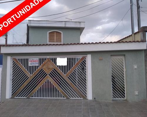Imagem 1 de 10 de Sobrado - Sb0004217 - 33375836