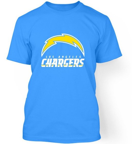 Playera Koyi 726 Nfl Los Angeles Chargers S - 3xl Caballero