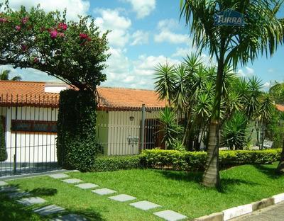 Casa Residencial À Venda, Loteamento Fechado Flamboyant, Atibaia - Ca0703. - Ca0703