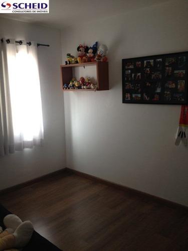 Imagem 1 de 10 de *apartamento 65 M² Prox. Metro São Judas!* - Mc899