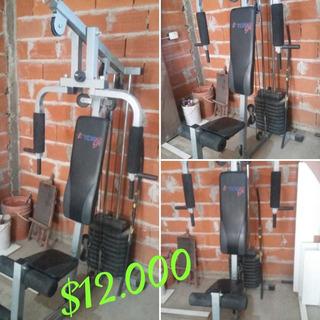 Vendo Multigym Usado $12.000