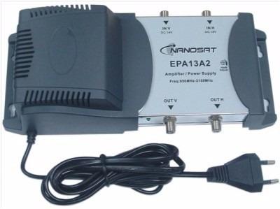 Kit 5x Fonte Amplificador Satelite Nanosat Epa13a2 14v 18v