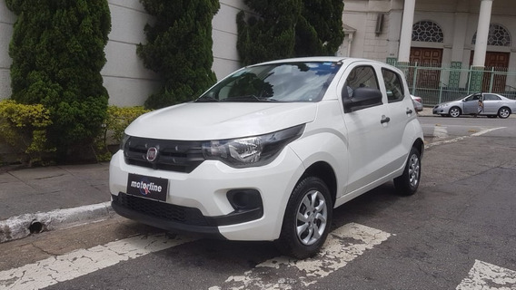 Fiat Mobi Easy 1.0 2018 Branco