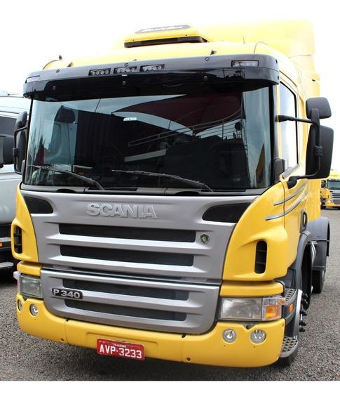 Scania P340 - 2011/11 - 4x2 I Pneus Novos (avp 3233)