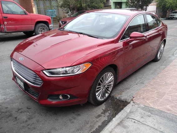 Ford Fusion 2.5 Se Advance At 2016
