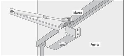 Instalación De Brazo Hidráulico Cierra Fácil Para Puertas