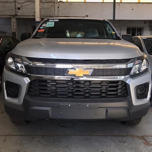 Chevrolet S10 2.8 Ls Cd Tdci 200cv 4x2 Unidad 2021 Dq P01