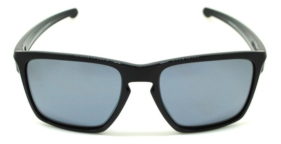 Oculos Solar Oakley Sliver Xl Oo9341-05 57 Polished Black