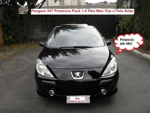Peugeot 307 Presence Pack 1.6 Flex Mec.