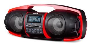 Parlante Rca Bluetooth Boombox 450w Rsnukerx Recargable Usb