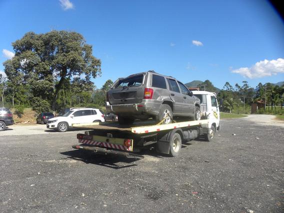 Sucata Jeep Grand Cherokee Laredo 3.1 5cc Diesel 2000