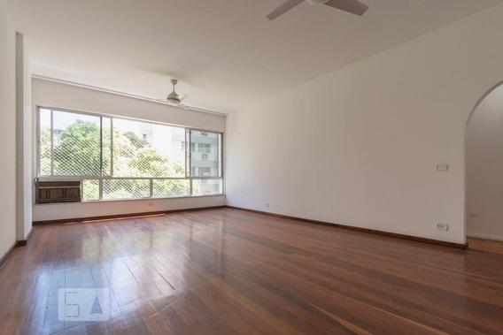 Apartamento No 4º Andar Mobiliado Com 3 Dormitórios E 1 Garagem - Id: 892867484 - 167484
