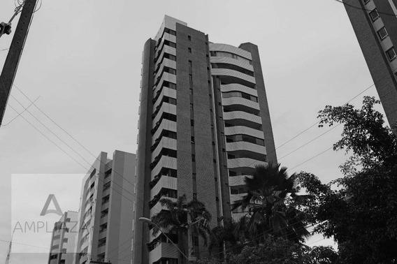 Apartamento Com 3 Dormitórios Para Alugar, 200 M² Por R$ 1.000,00/mês - Aldeota - Fortaleza/ce - Ap0285