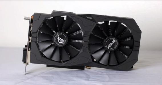 Vendo/permuto Nvidia Asus Gtx 1050 Ti Strix Oc 4gb Gddr5