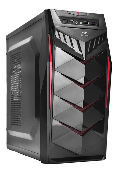 Pc Intel Gamer Core I3 3,1ghz / 4gb / 500gb / Wifi