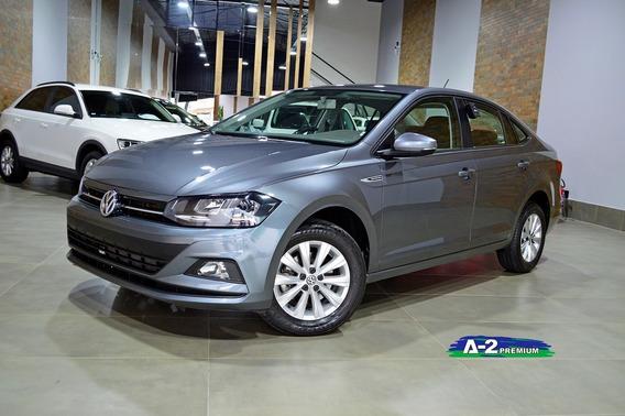 Volkswagen Virtus 1.0 200 Tsi Comfortline Automático (flex)