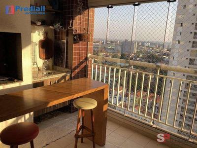 Apartamento Residencial À Venda, Jardim Consórcio, São Paulo. - Ap2230