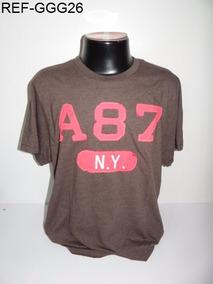 Camisetas Hollister/ Aeropostale Tamanho Ggg