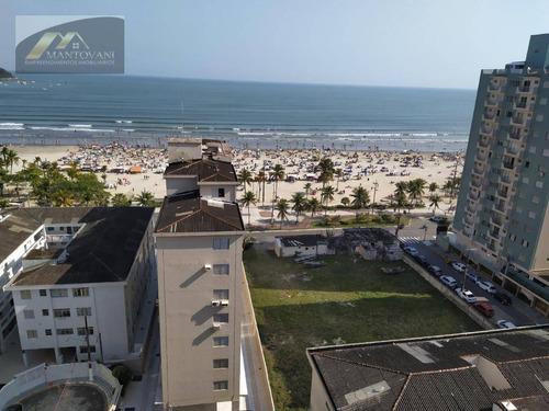 Apartamento Com 3 Dormitórios À Venda, 80 M² Por R$ 565.000,00 - Canto Do Forte - Praia Grande/sp - Ap2383