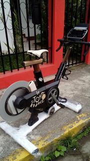 Bicicleta Eléctrica. Spinning Tour De France