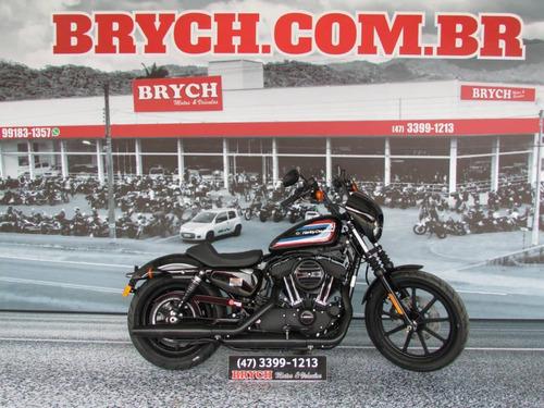 Harley Davidson Xl 1200 Ns Iron Abs