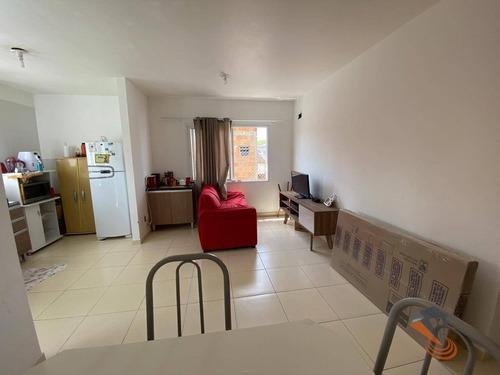 Apartamento Com 2 Dormitórios À Venda, 64 M² Por R$ 200.000,00 - Passa Vinte - Palhoça/sc - Ap0780