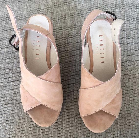 Sandalias Zapatos Plataformas Dama