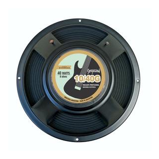 Jorgeson 10/40g Parlante P/ Guitarra 10 Pulgadas 40 W