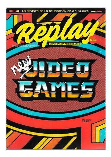 Replay #13 - Videojuegos Retro - Pc Futbol - Malvinas 2032