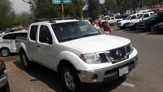 Nissan Frontier 2010 Crew Cab Se 4x4 At