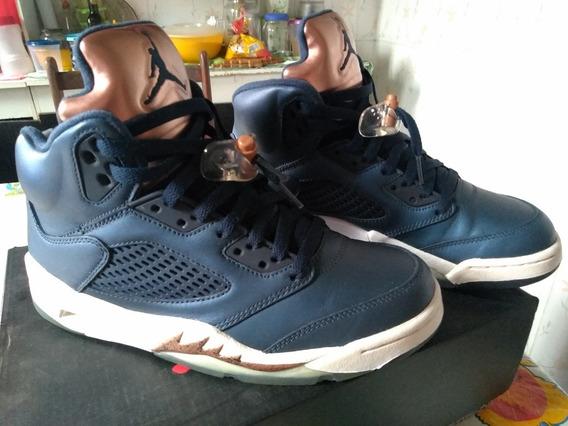 Air Jordan 5 Bronze