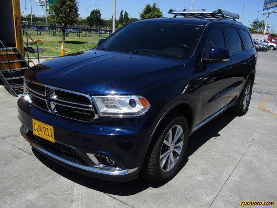 Dodge Durango Full Equipo
