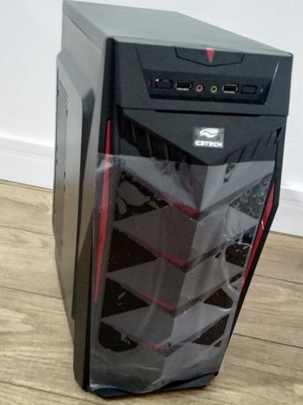 Computador Fx 6100, 16gb, Rx470, Ssd 256, 12x Sem Juros