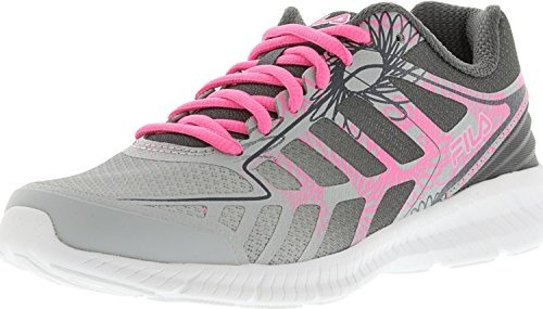Fila Memory Finity 3 Coral Zapatillas Running Mujer